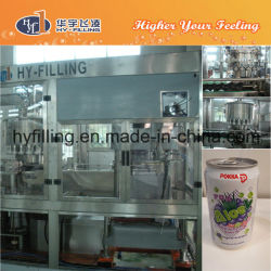 Tin Can Herbal Tea Hot Filling Machine