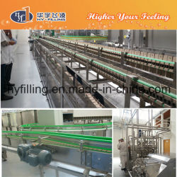 Pet Bottle Vegetable Drink Bottling Machine