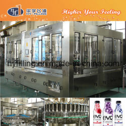 Full Automatic Pet Bottle Green Tea Bottling Machine