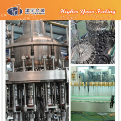 Hy-Filling Glass Fruit Juice Hot Filling Machine
