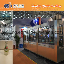 Juice Hot Filling Machinery for Glass Bottle