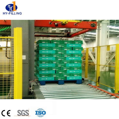High Speed Aluminium Can Depalletizer