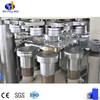 Rotating Carbonated Beverages Liquid Aluminum Automatic Packing Beer Can Filling Machine