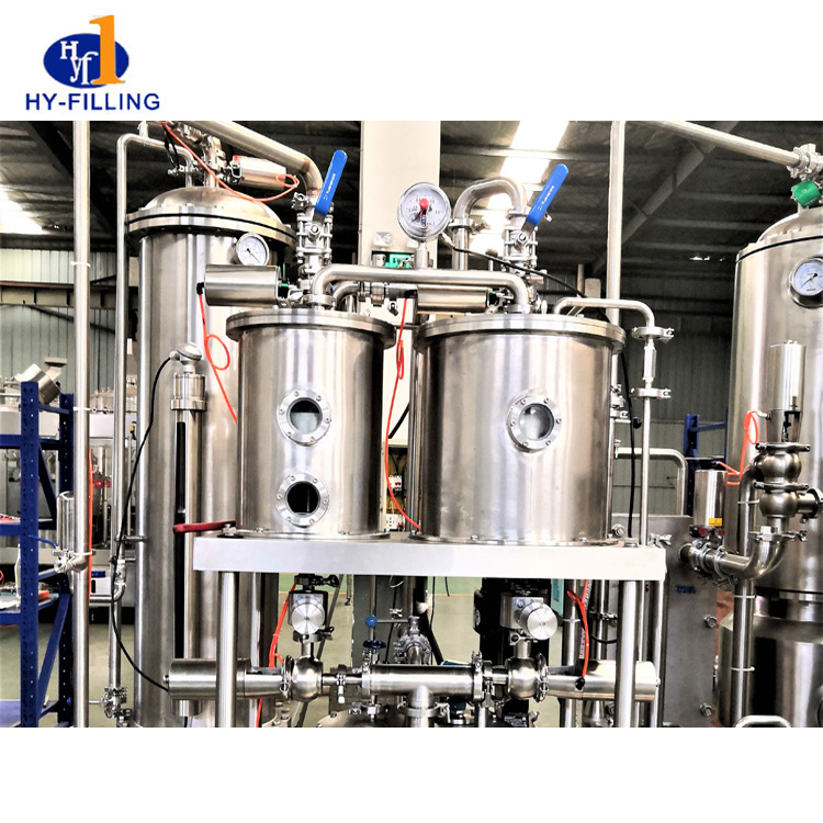 Full Automatic Beverage CO2 Mixer